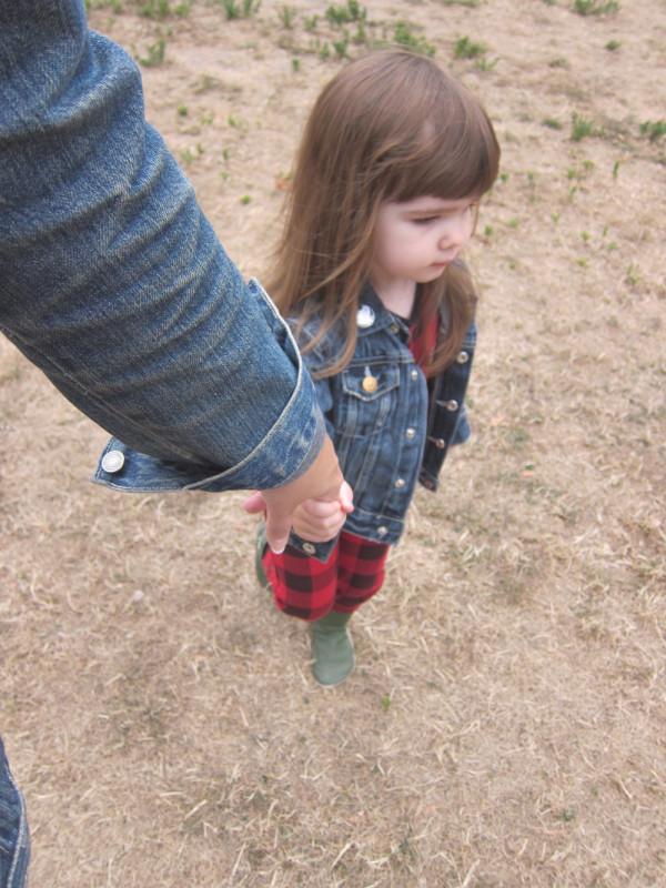 07gwen walking with me